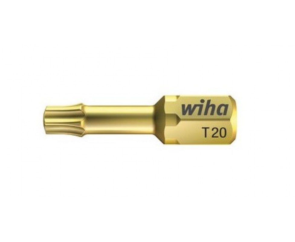Биты Wiha HOT Torsion TORX C 6.3